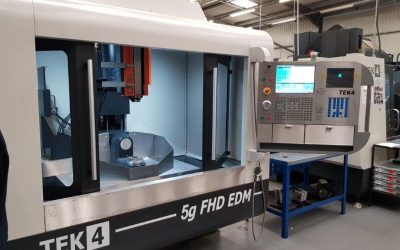 Latest 5G Fast Hole Drilling machine offers greater flexibility